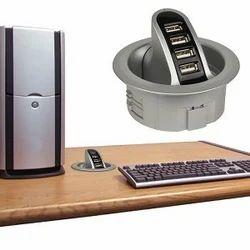 Superb Belkin F5U201 In Desk 4 Port Usb 2 0 Hub W 3 Inch Desk Reo Home Interior And Landscaping Oversignezvosmurscom