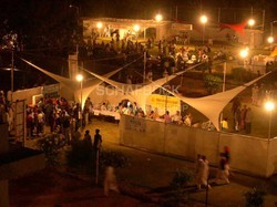 Event Tensile Structure
