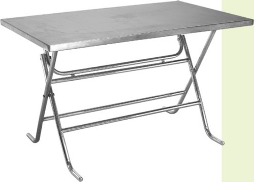 Cafeteria Stainless Steel Table