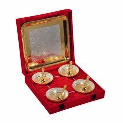 Wedding Gift Brass Bowls