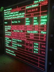 Tricolor Dot-Matrix Display