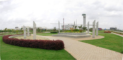 Airport Stone Artifact Construction Service