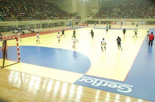 indoor synthetic sports flooring - aerobic flooring wholesale