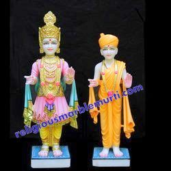 Marble Statue Swaminarayan