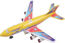 Friction Airliner Toy