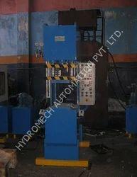 C Frame Hydraulic Bidding Press