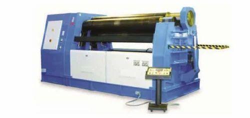 Hydraulic Plate Rolling Machines