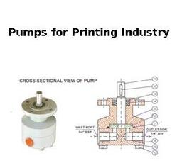 Pumps for Printing Industry