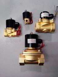 Brass Diaphragm Solenoid Valves