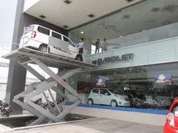 Future Scissor Car Lift