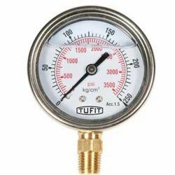 Tufit Pressure Gauge