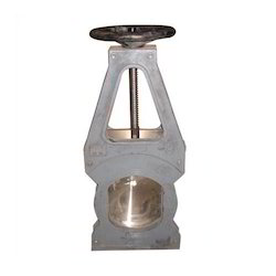 Pulp Valve, Size: 50mm To 300mm