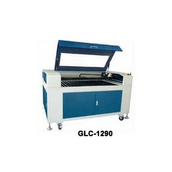CO2 Double Head Laser Engraving Machine
