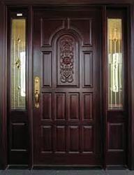 Attrayant Wooden Main Door