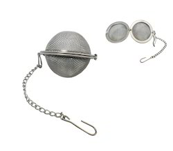Tea Infuser Made of Stainless Steel in Ball Shape