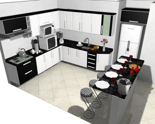 Modular Kitchen Design Kolkata modular kitchen l shaped at rs 89000 /piece | modular kitchens