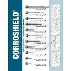 Corroshield Fasteners