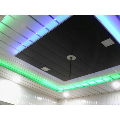 Pvc Ceiling Design At Rs 40 Square Feet S Pvc Ceiling Panel Id 9768348948