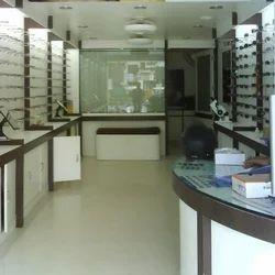 Optical Showroom Designing In India