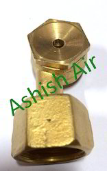 1/2'''' BSP Threaded Brass Nozzle
