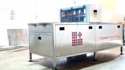 Automatic Soan Papdi Cutting Machine