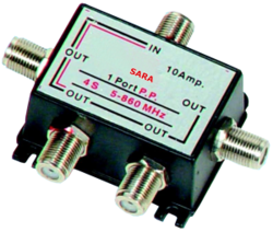 Catv Splitter Cable Tv Splitter Latest Price