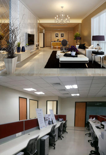 Conference Table Retail Chain For Peter England Showroom Kiwara - England conference table