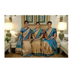 Institution Uniform Saree