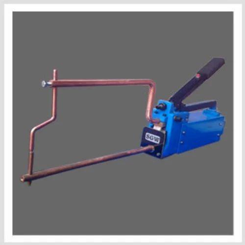 Hand Operated Spot Welding Machine Spot Welder À¤¸ À¤ª À¤Ÿ À¤µ À¤² À¤¡ À¤— À¤®à¤¶ À¤¨ In Madhavaram Chennai S M D Spot Weld Id 4587048797