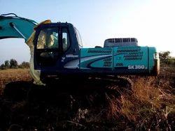 Kobelco SK-350 Excavator Spare Parts