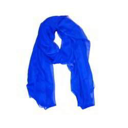 Blue Neon Color Stoles