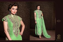 Embroidered Designer Wear Suits