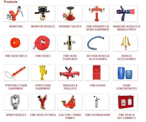 Fire Fighting Fittings Evergreen Enterprises Wholesale