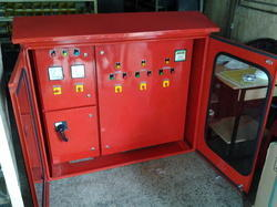 Control panel Manufacturing