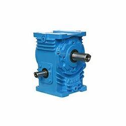 Powertek PB2 Worm Reduction Gearbox, Packaging Type: Wooden Boxes, Size: Lu 2.25 To Lu 9