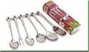 7 pcs Nova Spoon Set