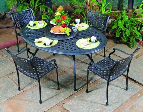 Metal Garden Art Furniture