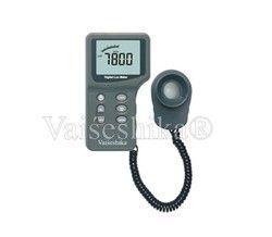Lux Meter For Light Intensity Measuring