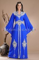 Traditional Algerian Kaftan