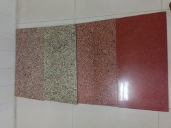 Cherry Brown Granite Slabs