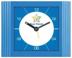 Plastic Rectangular Table Clock