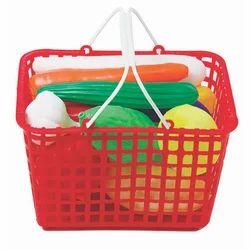 Vegetable Toys Basket