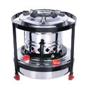 Electroplated Chrome Stove