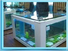 Superieur Aquarium Office Table