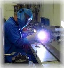 Gas Argon Welding