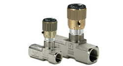 SS Throttle Flow Controls Valves