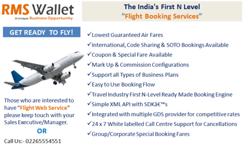 Flight Booking Services