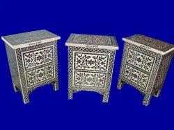 Thickri Handmade Inlay Glass Drawer