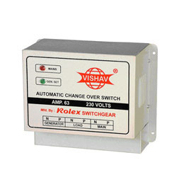 Automatic Changeover Switch - Single Phase Switch