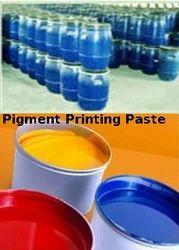 Pigment Emulsions